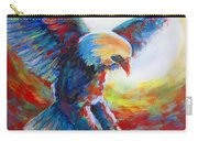 Eagle Takes Charge Carry-all Pouch