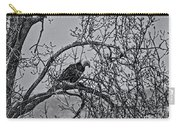 Eagles Along The Mississippi 2 Carry-all Pouch