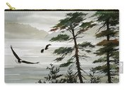 Eagles Eden Carry-all Pouch