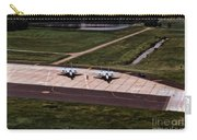 Eagles On The Ramp Carry-all Pouch