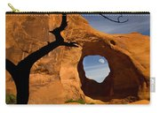 Ear Of The Wind Carry-all Pouch by Susan Candelario