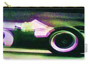 Early 60's F1 Racer Carry-all Pouch