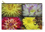 Early Autumn Blossoms Carry-all Pouch