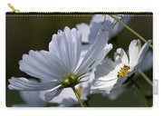 Early Dawns Light On Fall Flowers 02 Carry-all Pouch
