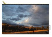 Early Evening Near Ashland Carry-all Pouch