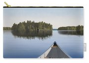 Early Evening Paddle  Carry-all Pouch by Kenneth M  Kirsch