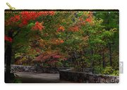 Early Fall At Talimena Park Carry-all Pouch