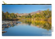 Early Fall On The Payette Carry-all Pouch by Robert Bales