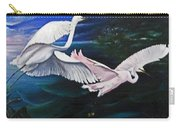 Early Flight Carry-all Pouch by Karin  Dawn Kelshall- Best