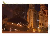 Early Hours In Chicago Carry-all Pouch