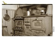 Early Kitchen With A Gas Stove 1920 Carry-all Pouch