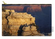 Early Light In The Canyon Carry-all Pouch