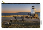 Early Morning At Bug Lighthouse Carry-all Pouch