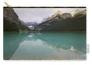 Early Morning At Lake Louise Carry-all Pouch