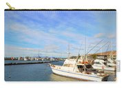 Early Morning At Maalaea Marina Carry-all Pouch