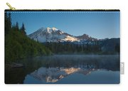 Early Morning At Mount Rainier Carry-all Pouch