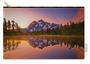 Early Morning At Picture Lake Carry-all Pouch