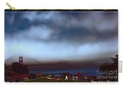Early Morning At The Golden Gate Carry-all Pouch