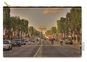 Early Morning Champes Elysees  Carry-all Pouch