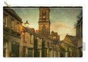 Early Morning Edinburgh Carry-all Pouch by Lois Bryan