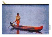 Early Morning Fishing In India Carry-all Pouch