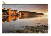 Early Morning Light On Robin Hoods Bay Carry-all Pouch