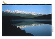 Early Morning Mountain Reflection Carry-all Pouch