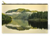 Early Morning Reflections Carry-all Pouch by Robert Bales