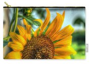 Early Morning Sunflower Carry-all Pouch