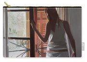 Early Morning Villa Mallorca Carry-all Pouch by Gillian Furlong