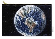 Earth Beauty Original Acrylic Painting Carry-all Pouch