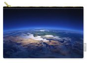 Earth - Mediterranean Countries Carry-all Pouch by Johan Swanepoel