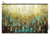 Abstract Geometric Mid Century Modern Art Carry-all Pouch