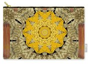 earth sun Popart Carry-all Pouch