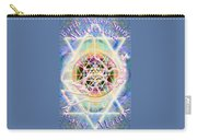 Earth Water Spirit Madonna Peace Matrix Carry-all Pouch