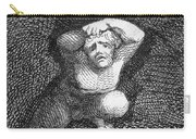 Earth Carry-all Pouch by William Blake