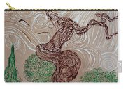 Earthen Tree Carry-all Pouch
