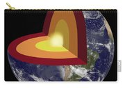 Earths Core, Illustration Carry-all Pouch