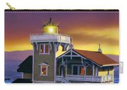 East Brother Lighthouse Carry-all Pouch
