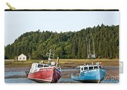 East Coast Low Tide Scene Carry-all Pouch