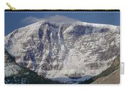 1m3743-east Face Mt. Kitchener With Cloud Carry-all Pouch