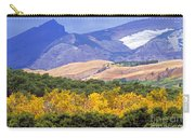 East Glacier Fall Carry-all Pouch