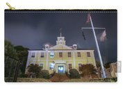 East Greenwich Town House At Night Carry-all Pouch