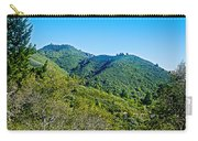 East Peak Of Mount Tamalpias-california Carry-all Pouch