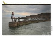 East Pier Whitby Carry-all Pouch
