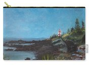 East Quoddy Head Lighthouse Carry-all Pouch