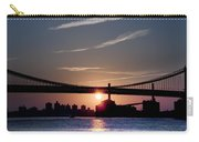 East River Sunrise - New York City Carry-all Pouch