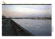 East River Vista 1 - Nyc Carry-all Pouch