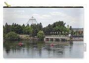 East Riverfront Park And Dam - Spokane Washington Carry-all Pouch