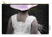 Easter Angel Carry-all Pouch